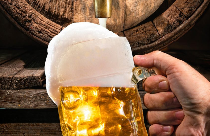Beer head balance: why is it important and how to achieve it
