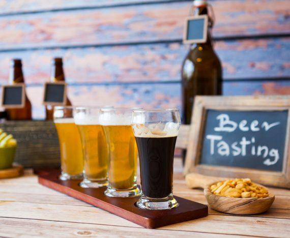 The basics of beer tasting
