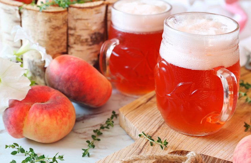 How to brew a great flavored beer