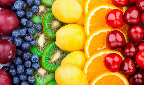 Learn about how the colors of fruit impact your diet