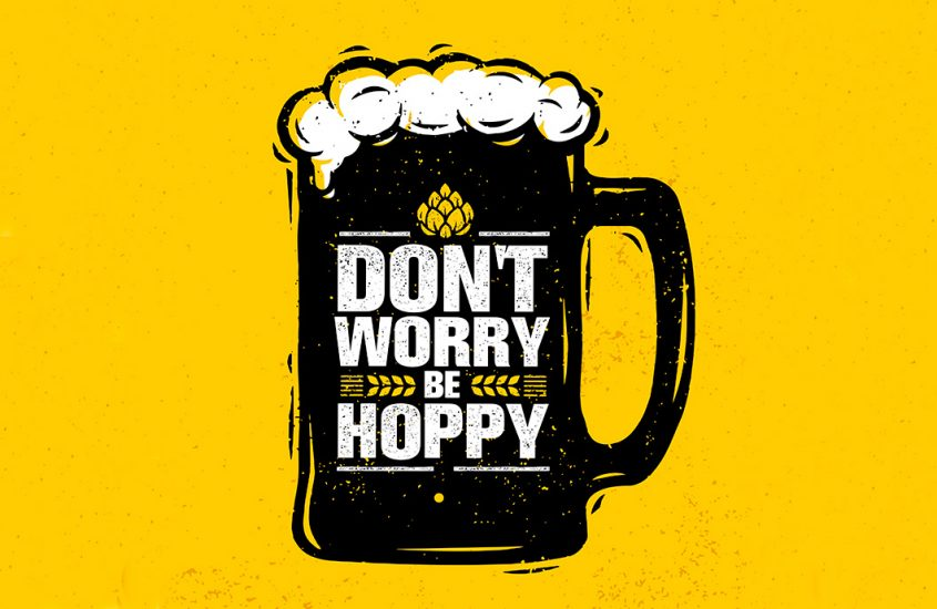 Hoppy beer: a different style of beer for you to enjoy