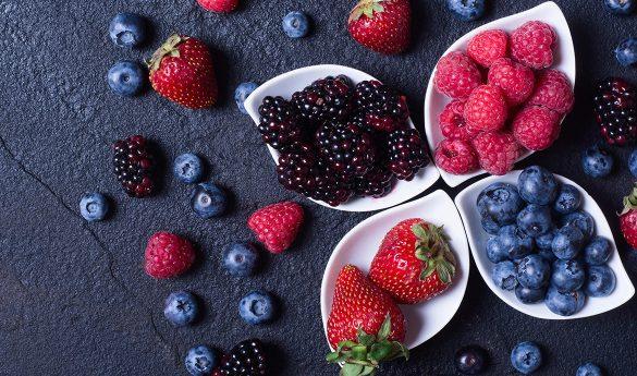 Exotic berries